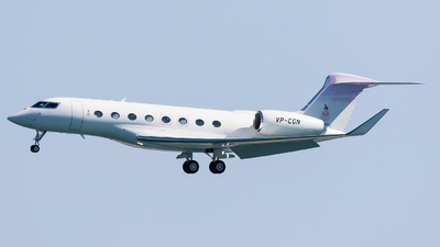 VP-CGN - Gulfstream G650 - Private