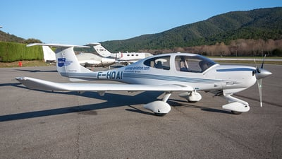 F-HDAI - Diamond DA-40D Diamond Star TDI - Cannes Aviation