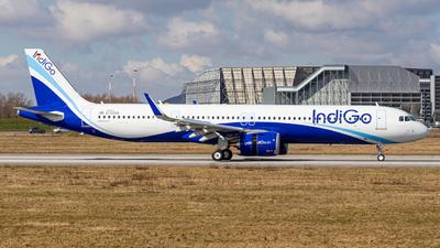 D-AVXD - Airbus A321-251NX - IndiGo Airlines