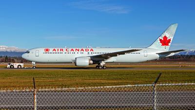 C-GHLT - Boeing 767-36N(ER) - Air Canada