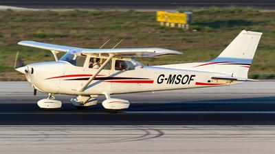 G-MSOF - Cessna 172N Skyhawk II - Malta School of Flying