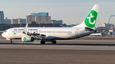 PH-HSK - Boeing 737-8K2 - Sun Country Airlines (Transavia Airlines)