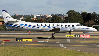 VH-VET - Fairchild SA227-DC Metro 23 - Corporate Air