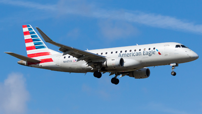 N447YX - Embraer 170-200LR - American Eagle (Republic Airways)