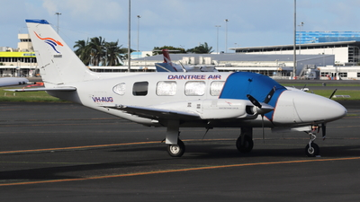 VH-AUG - Piper PA-31-350 Chieftain - Daintree Air Services
