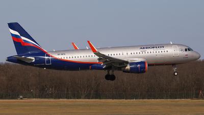 A picture of VPBFG - Airbus A320214 - Aeroflot - © László Kurilla