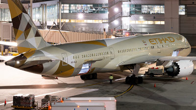 A picture of A6BLD - Boeing 7879 Dreamliner - Etihad Airways - © Luis Bastardo
