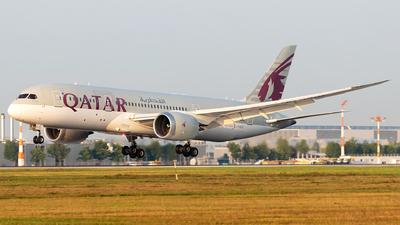 A7-BCO - Boeing 787-8 Dreamliner - Qatar Airways