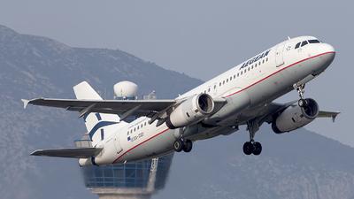 SX-DGD - Airbus A320-232 - Aegean Airlines - Flightradar24