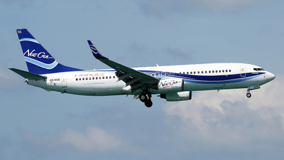 HS-NGE - Boeing 737-8Q8 - NewGen Airways