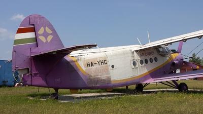 HA-YHC - PZL-Mielec An-2 - Private