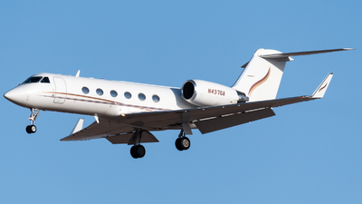 N437GA - Gulfstream G-IV(SP) - NetJets Middle East
