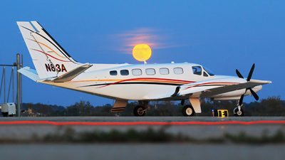 N83A - Cessna 441 Conquest - Private