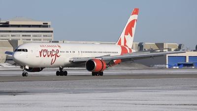 A picture of CFXCA - Boeing 767375(ER) - [24574] - © Hongyu Wang
