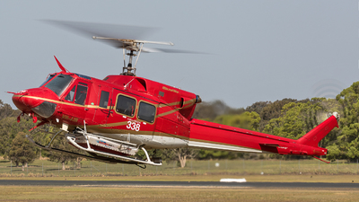 VH-JJR - Bell 212 - Microflite Helicopter Services