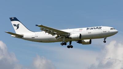 A picture of EPIBB - Airbus A300B4605R - Iran Air - © Hanjo Schrenk