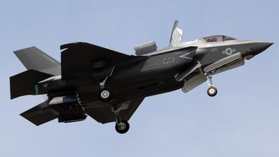 169593 - Lockheed Martin F-35B Lightning II - United States - US Marine Corps (USMC)