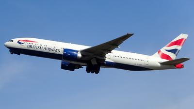 G-ZZZC - Boeing 777-236 - British Airways
