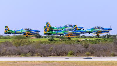 FAB5710 - Embraer A-29A Super Tucano - Brazil - Air Force