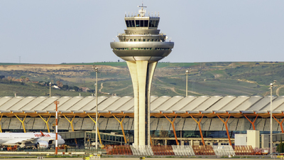 LEMD - Airport - Control Tower