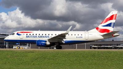 G-LCYH - Embraer 170-100STD - BA CityFlyer