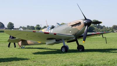 G-CFGJ - Supermarine Spitfire Mk.1 - Private