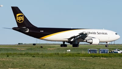 N140UP - Airbus A300F4-622R - United Parcel Service (UPS)