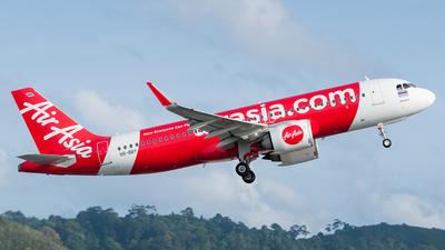HS-BBY - Airbus A320-251N - Thai AirAsia