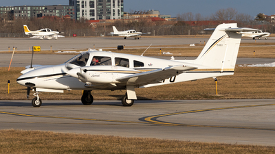 N570PU - Piper PA-44-180 Seminole - Purdue University