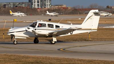 A picture of N570PU - Piper PA44180 Seminole - [4496141] - © Jake Simpson