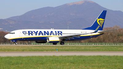 A picture of EIDWD - Boeing 7378AS - Ryanair - © Gian Pietro Bardizza