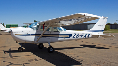 ZS-FXX - Cessna 172K Skyhawk - Westline Aviation