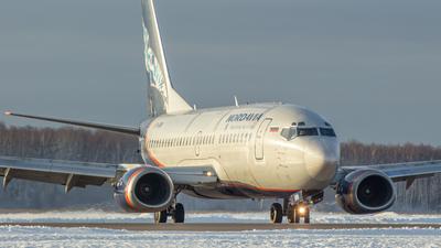 VP-BRN - Boeing 737-5Y0 - Nordavia Regional Airlines