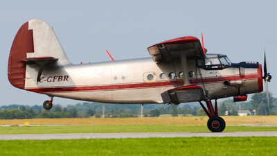 C-GFBR - PZL-Mielec An-2 - Private
