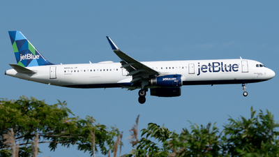 N995JL - Airbus A321-231 - jetBlue Airways