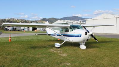 ZK-DRP - Cessna 172M Skyhawk II - Private