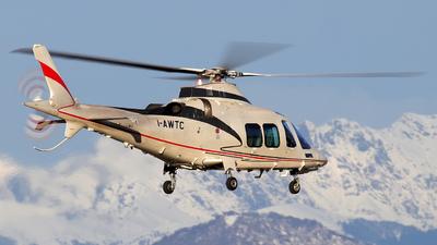 I-AWTC - Agusta-Westland AW-109SP - Agusta-Westland