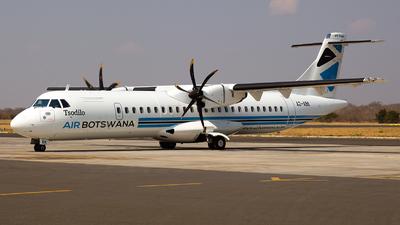 A2-ABK - ATR 72-212A(600) - Air Botswana