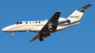N913DC - Cessna 525A CitationJet CJ2 - Private