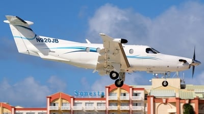 N920JB - Pilatus PC-12/47E - Private
