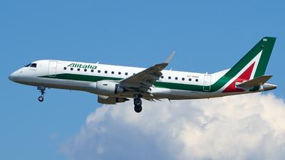 A picture of EIRDH - Embraer E175STD - Alitalia - © JonathanK