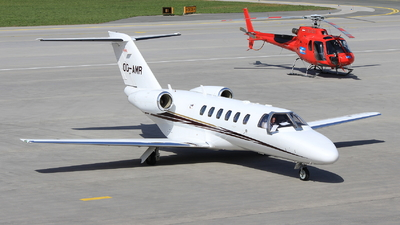 OO-AMR - Cessna 525A CitationJet 2 Plus - Air Service Liège (ASL)