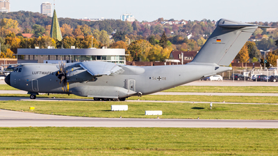 54-08 - Airbus A400M - Germany - Air Force