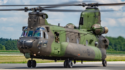 147306 - Boeing CH-147F Chinook - Canada - Royal Canadian Air Force (RCAF)