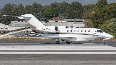 XA-TVA - Cessna 750 Citation X - Private