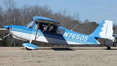 A picture of N7650S - Bellanca 7GCBC - [92876] - © Kevin Porter