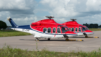 VP-CHF - Agusta-Westland AW-139 - CHC Helicopters