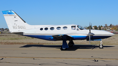 N95GM - Cessna 421C Golden Eagle - Private