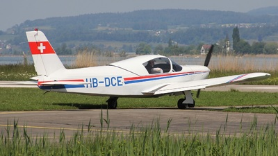 HB-DCE - Wassmer 421-250 - Private