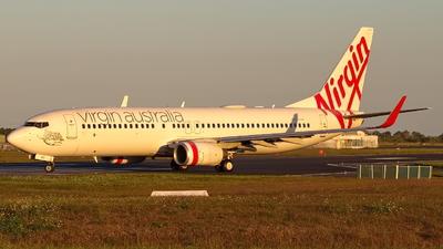 A picture of VHYFF - Boeing 7378FE - Virgin Australia - © Dave Parer